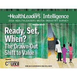 Industry Survey: Ready, Set, When? The Drawn-Out Shift to Value