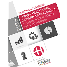 Annual Healthcare Industry Data Almanac